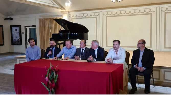 Mentores italianos impartirán cursos magistrales en Incanto Managua. Radio La Primerísima