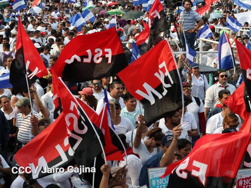 FSLN se consolida como partido de las grandes mayorías Managua. Por Jaime Mejía/Radio La Primerísima