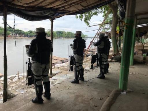 México envía guardias a la frontera con Guatemala por migrantes México. Prensa Latina