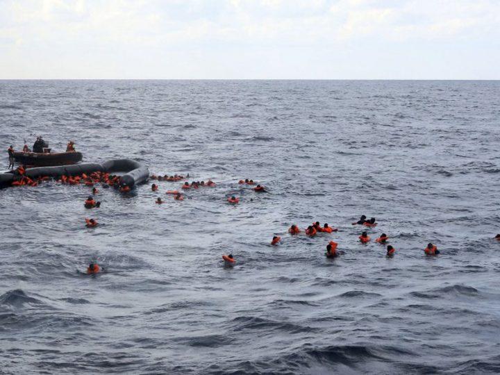 Migrantes mueren en un intento por llegar a Europa