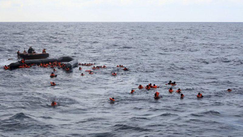 Migrantes mueren en un intento por llegar a Europa Agencia