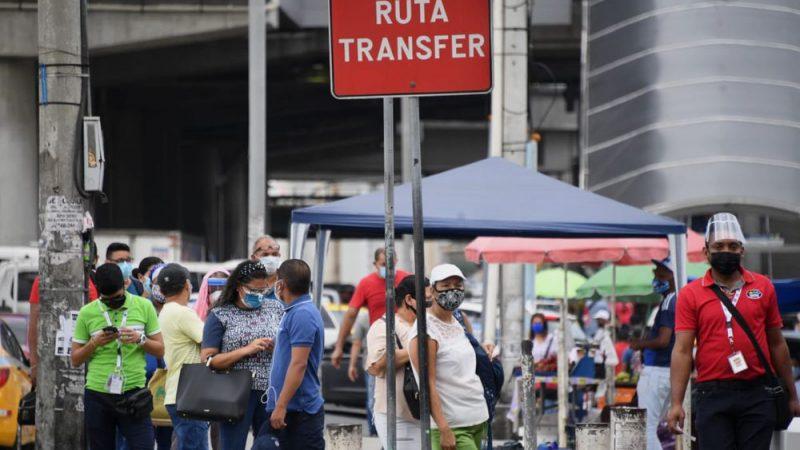 Panamá rebasa los 300 mil casos de Covid-19 Agencia