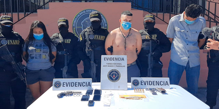 Capturan a tres pandilleros en Honduras La Tribuna de Honduras