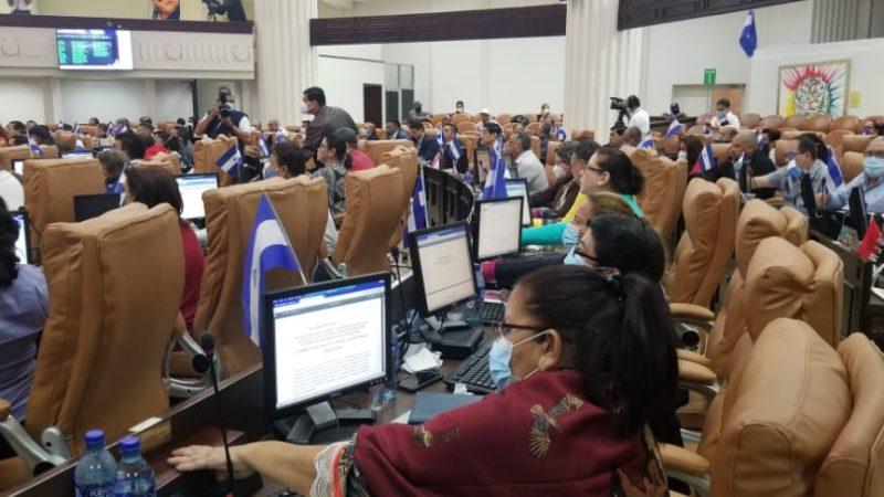 Asamblea rechaza y denuncia nueva agresión contra Cuba Managua. Danielka Ruiz/ Radio La Primerísima