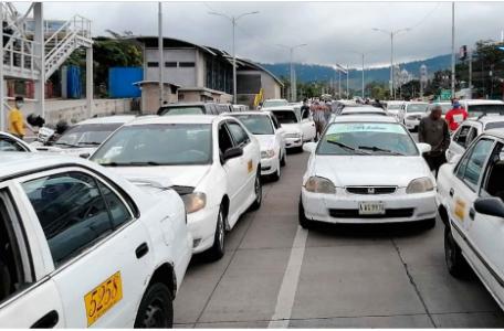 Transportistas de Honduras anuncian paro Agencia
