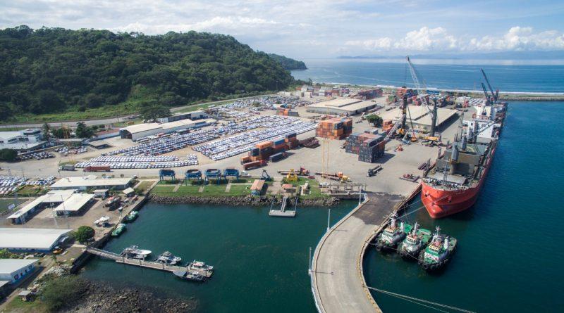 Costa Rica recibe cooperación para seguridad portuaria San José. Prensa Latina