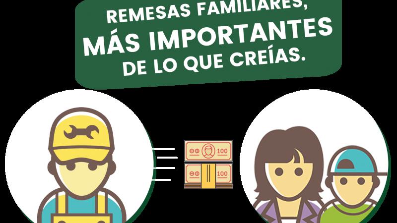 España desplaza a Costa Rica como segunda fuente de remesas familiares Managua. Agencias.