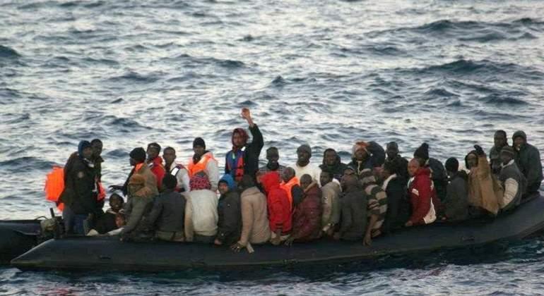 Rescatan a 50 migrantes africanos en Mahdia Agencia