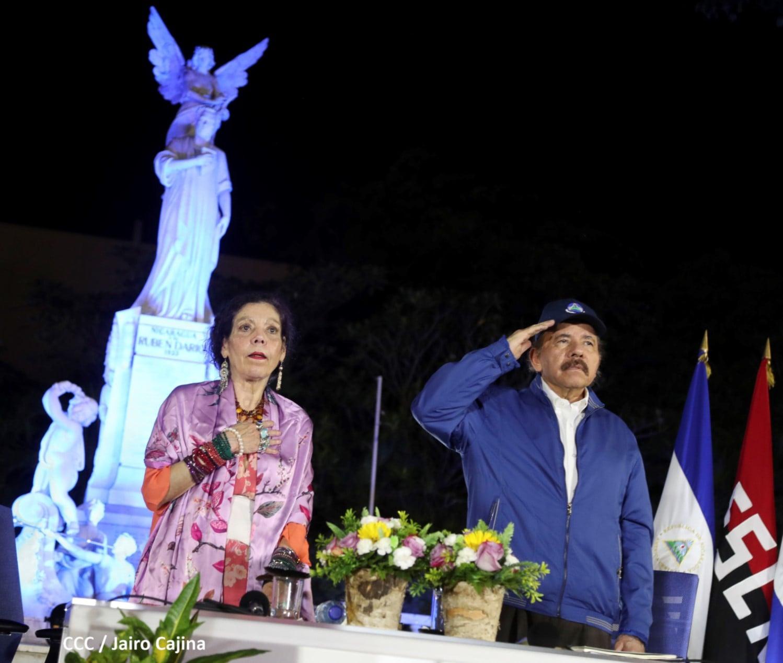 Unidad para continuar en Revolución Managua. Radio La Primerísima.