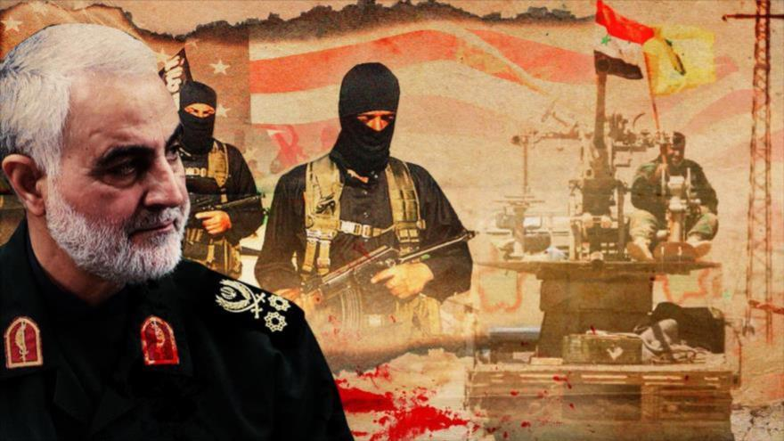 Soleimani, leyenda y escuela Por Mohsen Khalif zade | Hispan TV, Irán