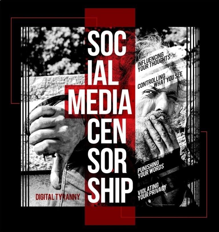 La tiranía de los dueños de las redes sociales Por Cecilia González, Russia Today (RT)