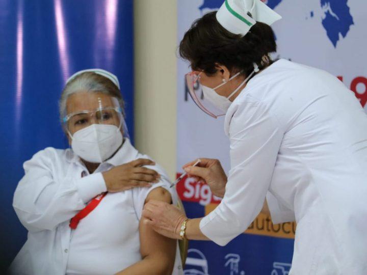 Panamá inicia proceso de vacunación contra el Covid-19