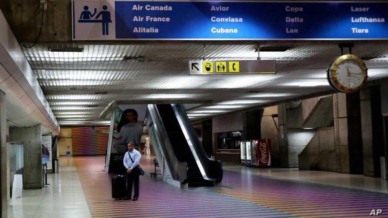 Venezuela autoriza tráfico aéreo con Panamá Agencia
