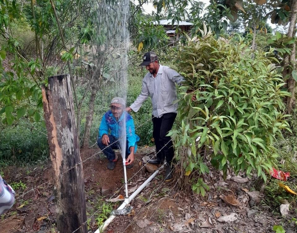 Comunidad indígena El Wary ya cuenta con agua potable Managua. Radio La Primerísima