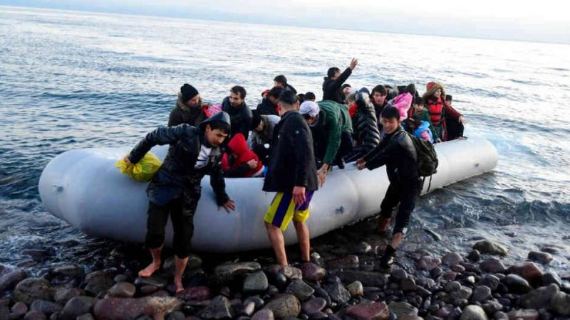 Localizan a 54 inmigrantes en España Agencia EFE