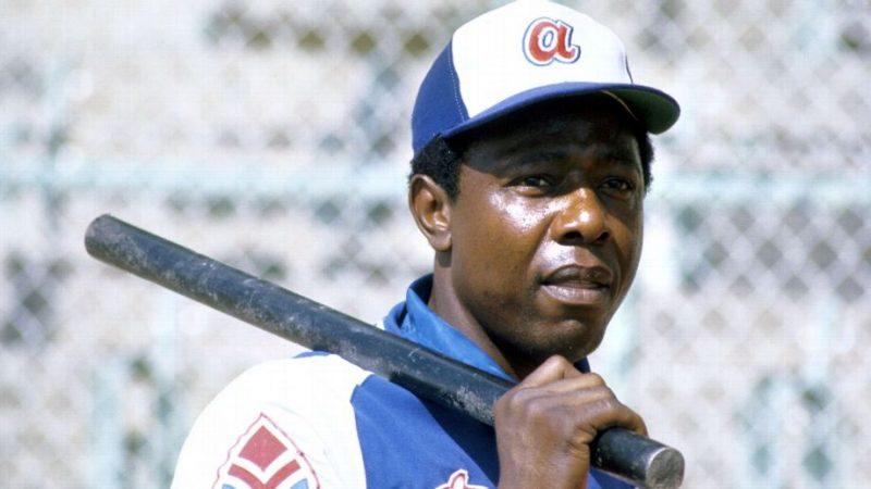 Muere Hank Aaron, una leyenda en béisbol de Grandes Ligas Georgia, Atlanta. Manny Rubio/Usa Today