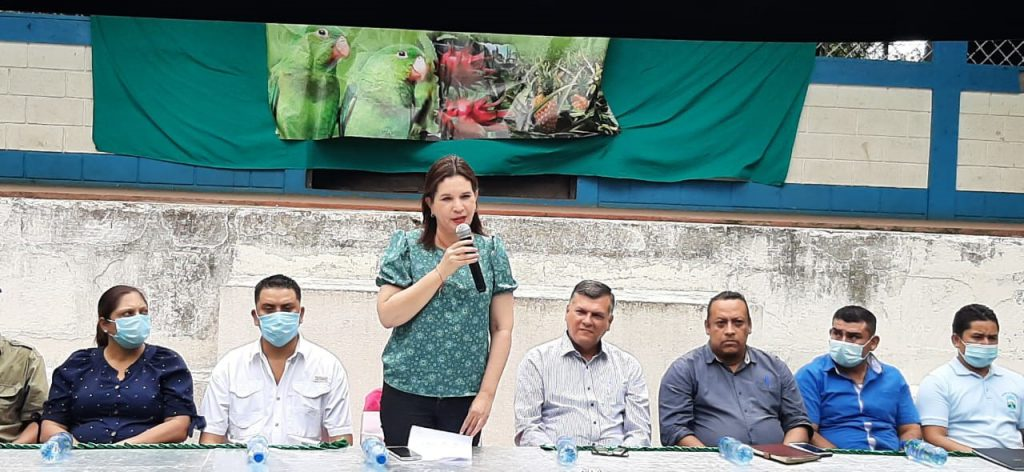 500 familias de una comunidad en Ticuantepe tendrán agua potable Managua. Radio La Primerísima
