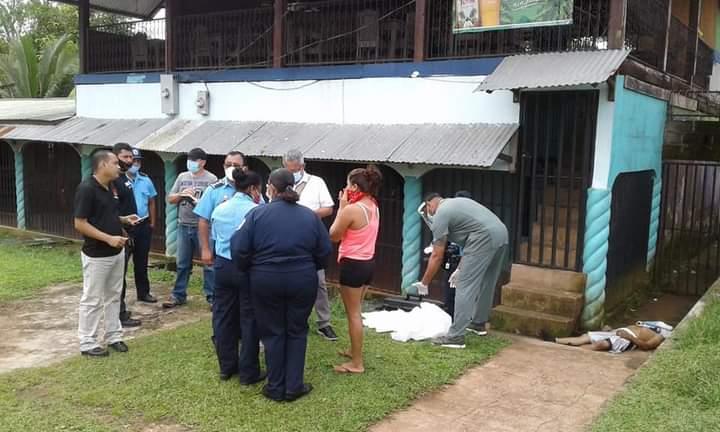Capturan a sospechoso de asfixiar a un hombre en Bluefields Managua. Por Jerson Dumas/ Radio La Primerísima