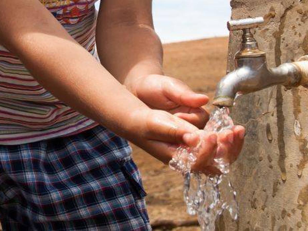 Mejorarán servicio de agua en una comunidad de San Carlos Managua. Por Jaime Mejía/Radio La Primerísima