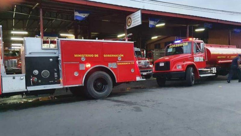 Municipio Achuapa tendrá cuartel de bomberos Managua. Radio La Primerísima
