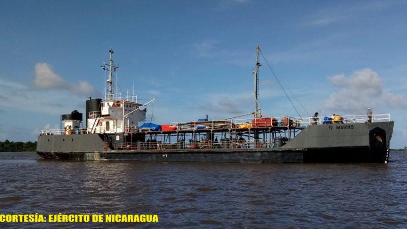 Ejército garantiza seguridad a buques y flota pesquera Managua. Radio La Primerísima