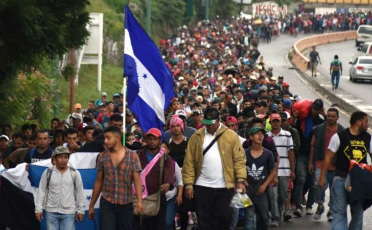 México coordina con Centroamérica y EE.UU. tema migratorio México. Prensa Latina