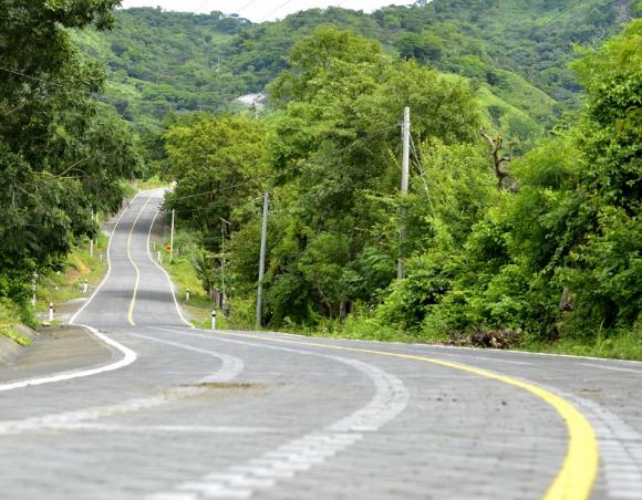 MTI construirá 673 kilómetros de carretera en 2021 Managua. Danielka Ruiz/ Radio La Primerísima