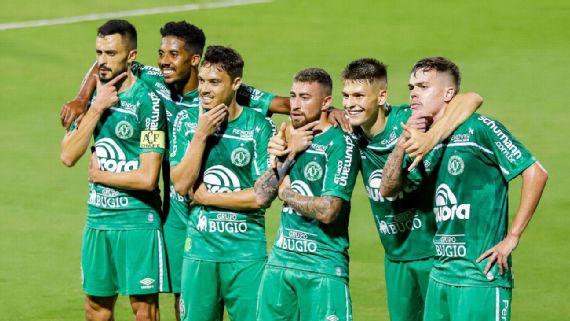 Chapecoense regresa a la primera división de Brasil Agencias