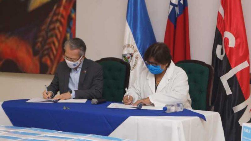 Taiwán dona insumos médicos para pruebas de la Covid-19 Managua. Radio La Primerísima