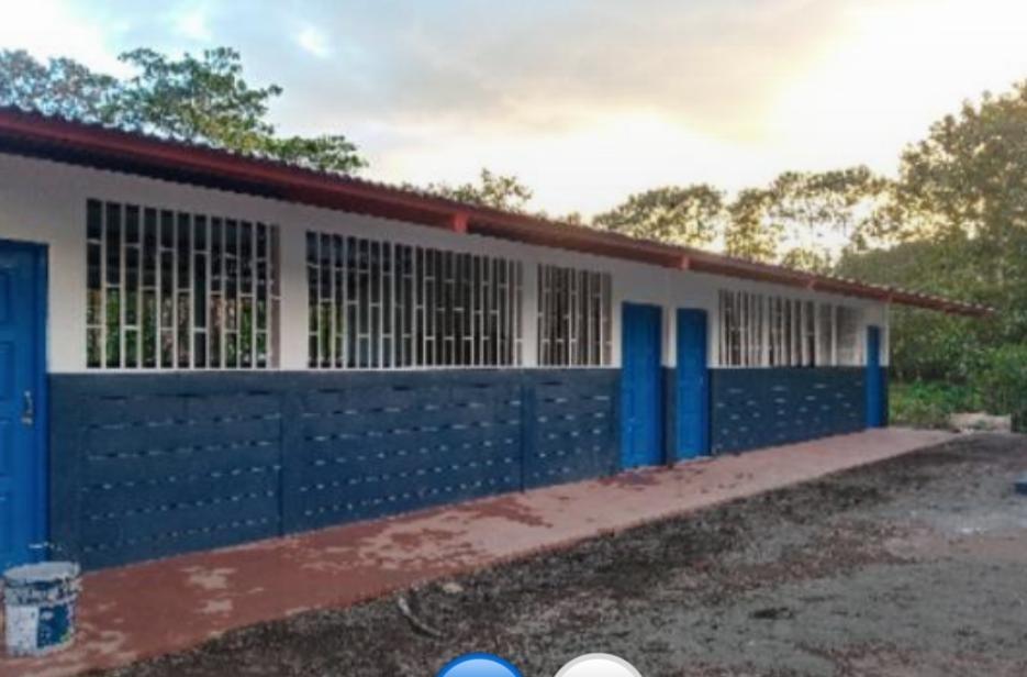 Niños de Waslala iniciarán año escolar con nueva escuela Managua. Por Jerson Dumas/Radio La Primerísima