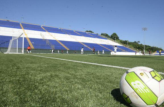 Mejorarán fachada del Estadio Nacional de Fútbol Managua. Por Douglas Midence/Radio La Primerísima
