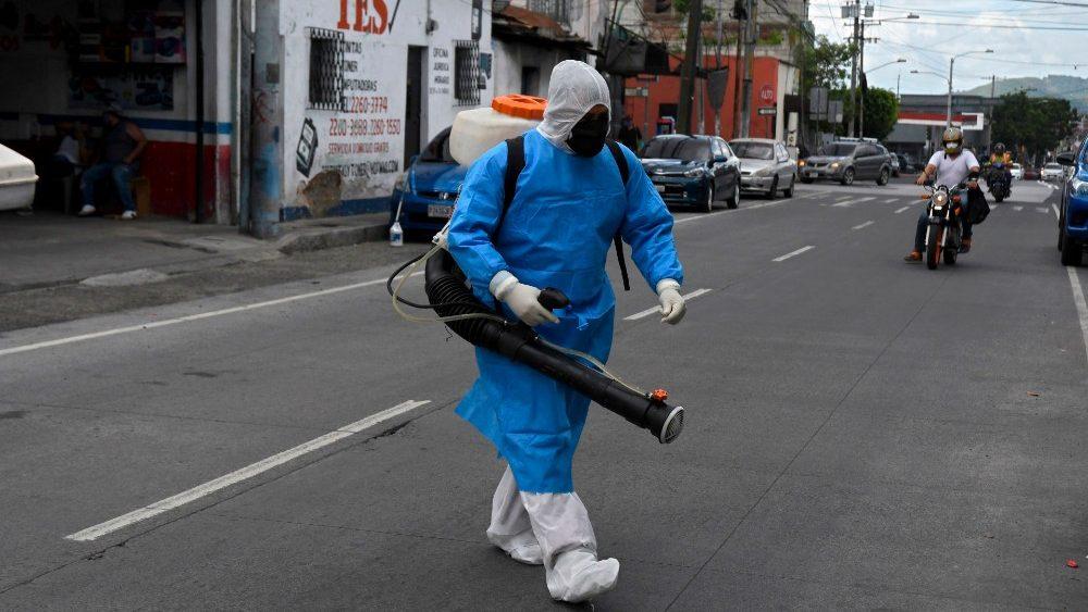 Aumentan los casos de coronavirus en Guatemala Ciudad de Guatemala.