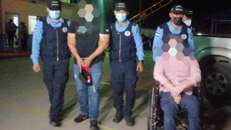 Honduras captura a uno de los más buscados por la justicia Olancho, Honduras. Agencias