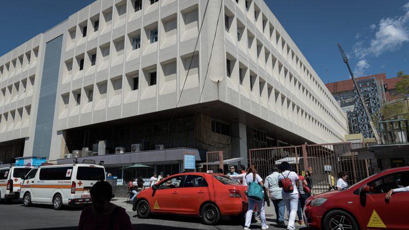 Personal médico de hospital en Costa Rica está en huelga San José. Agencias