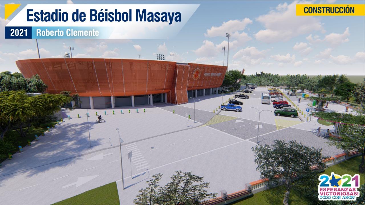 IND reafirma millonaria inversión en instalaciones deportivas Managua. Por Douglas Midence/Radio La Primerísima