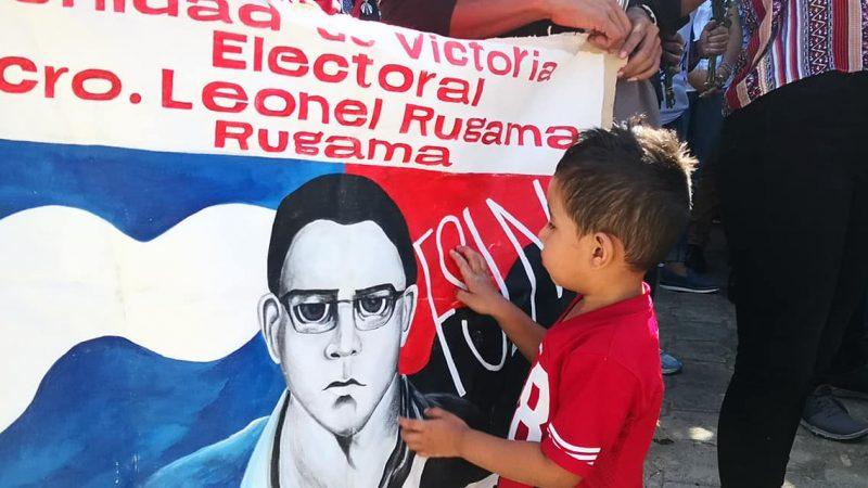 Esteli recuerda al héroe Leonel Rugama Managua. Radio La Primerísima