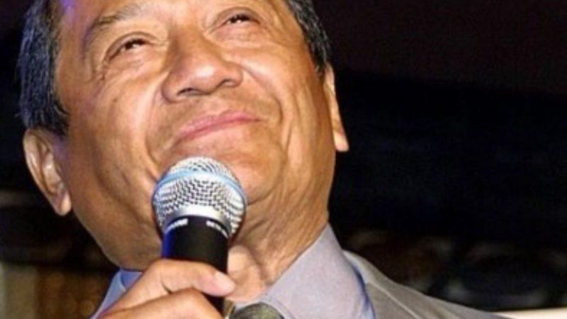 Armando Manzanero, uno de los grandes Ciudad de México. Prensa Latina