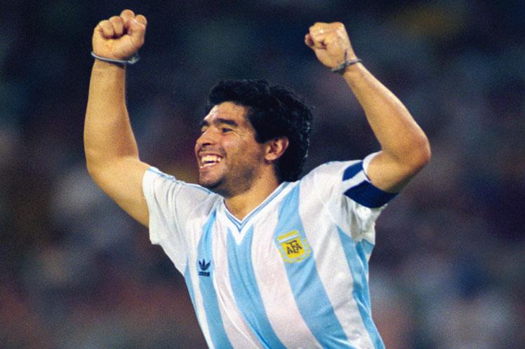 Averiguaciones sobre muerte de Maradona arroja falsificación de firma Buenos Aires. Prensa Latina