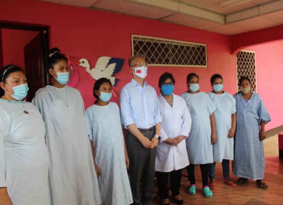 Reconstruyen Casa Materna en municipio Telica Managua. Radio La Primerísima