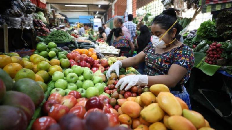 Mercados de Guatemala niegan ser el foco de contagios de Covid-19 Ciudad Guatemala. Agencias