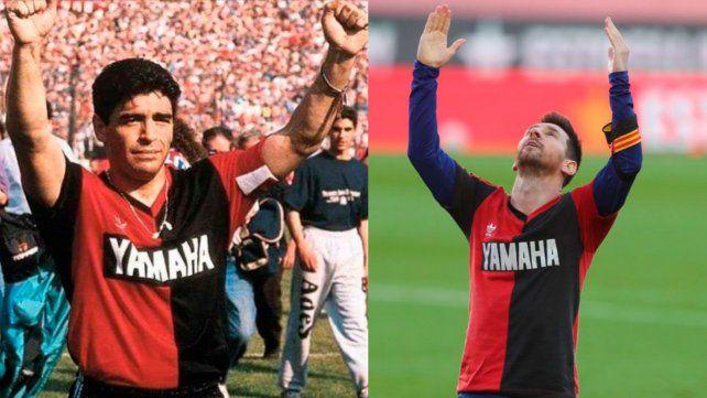Confirman tarjeta amarilla para Leo Messi por homenajear a Maradona Agencia EFE