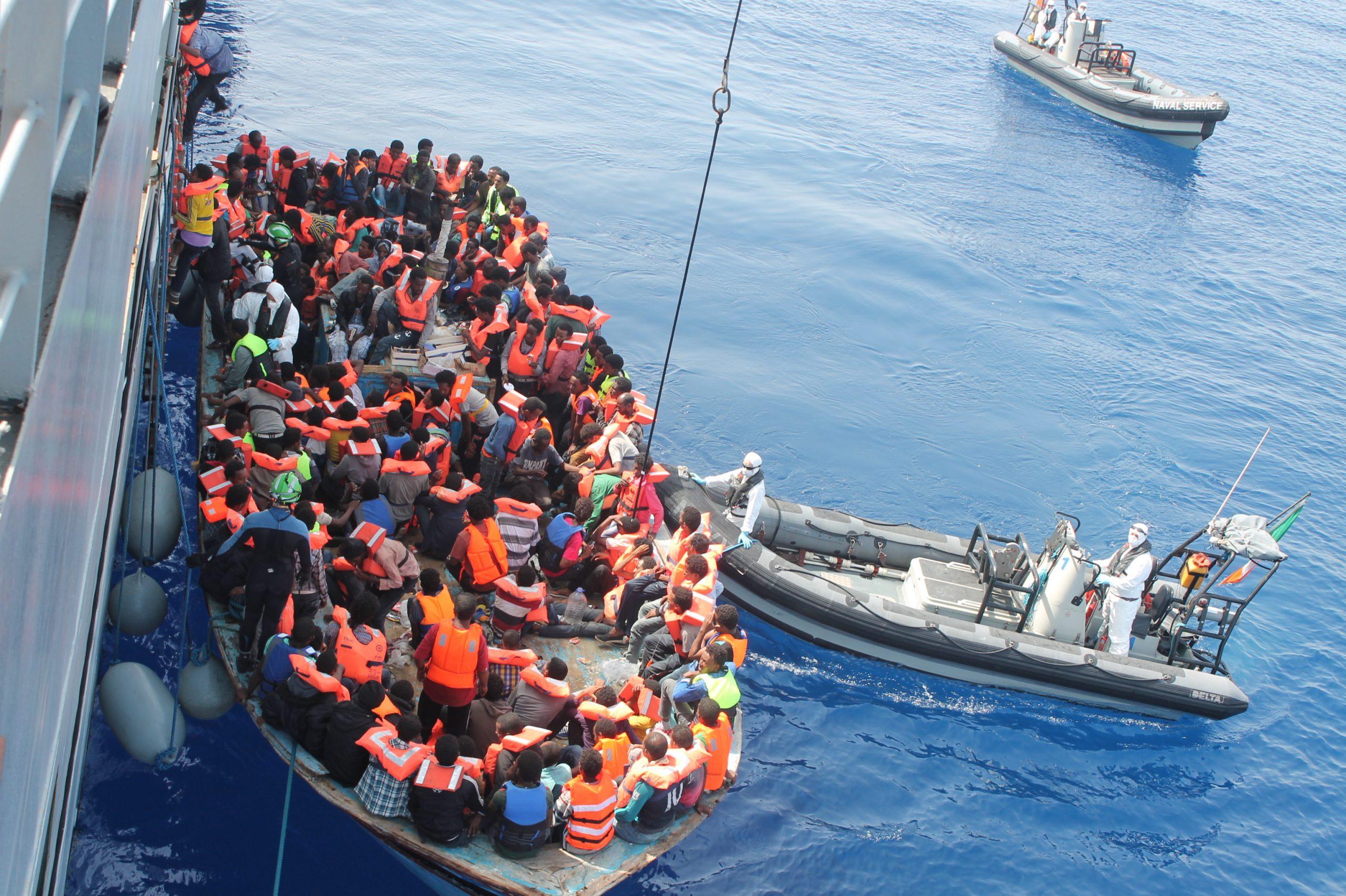 Acnur demanda mayor solidaridad de Unión Europea con migrantes Bruselas. Prensa Latina