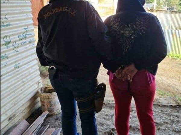 Detienen a nica por supuestos delitos sexuales en Costa Rica San José. Agencias