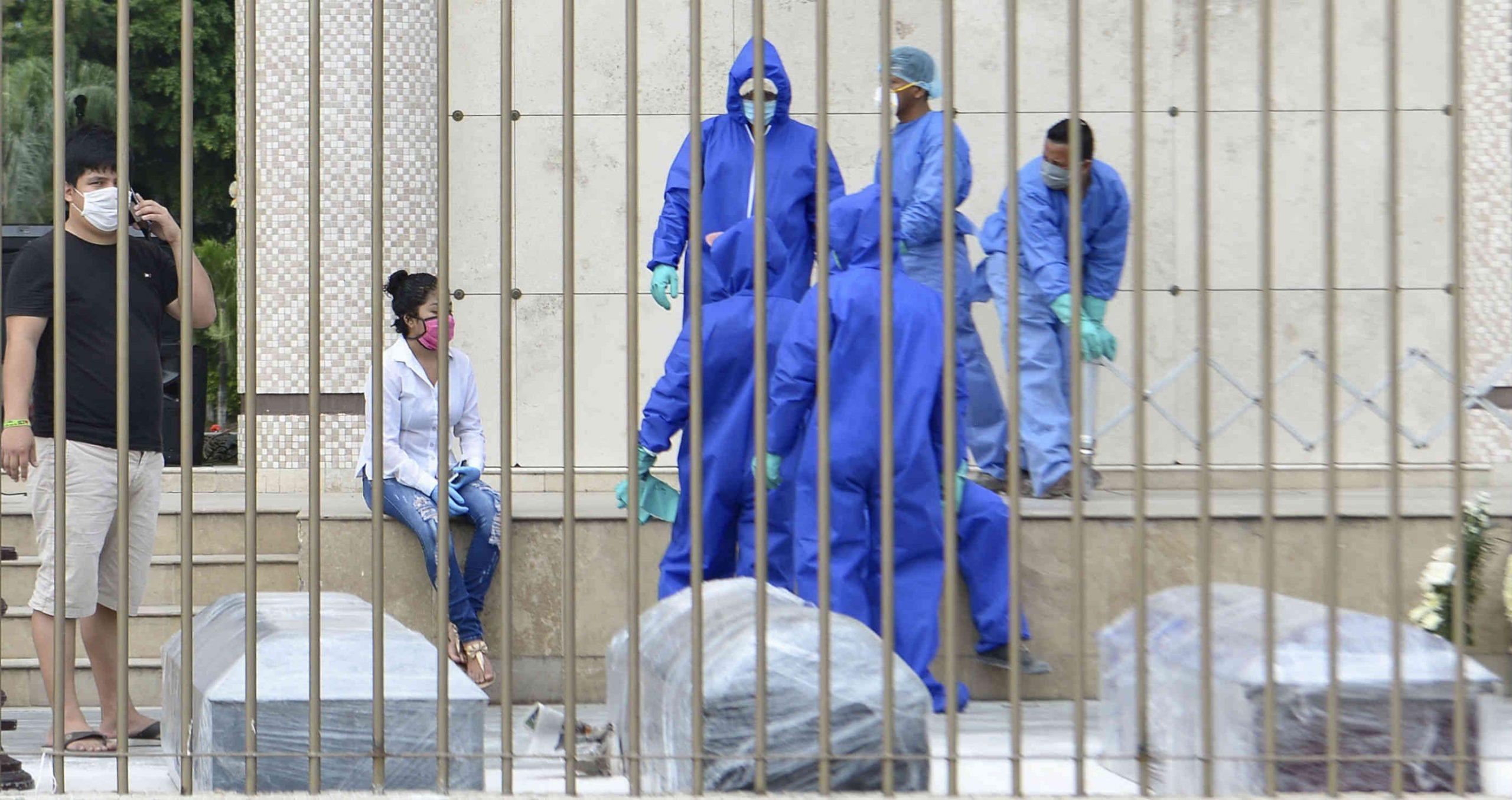 Gobierno panameño planea guardar cadáveres en contenedores ante colapso por Covid-19 Ciudad Panamá. Agencias