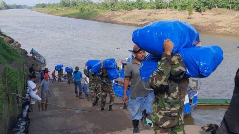 Sigue envío de material escolar a Costa Caribe Managua. Radio La Primerísima