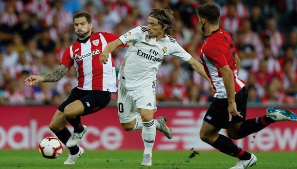 Real Madrid y Athletic de Bilbao se enfrentarán en la Supercopa Agencias