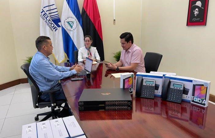 MINSA recibe modernos equipos tecnológicos Managua. Radio La Primerísima