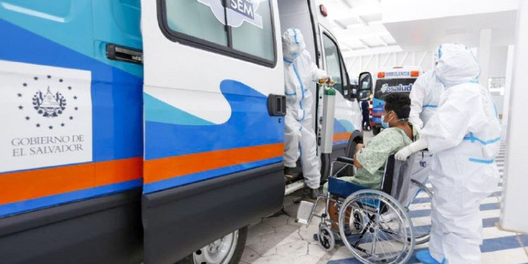 Aumenta casos de Covid-19 en El Salvador Agencia