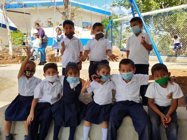Comunidad educativa estrena centro en Juigalpa