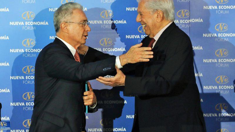 Vargas Llosa: elogio del narcogobierno Por Atilio A. Boron | atilioboron.com.ar